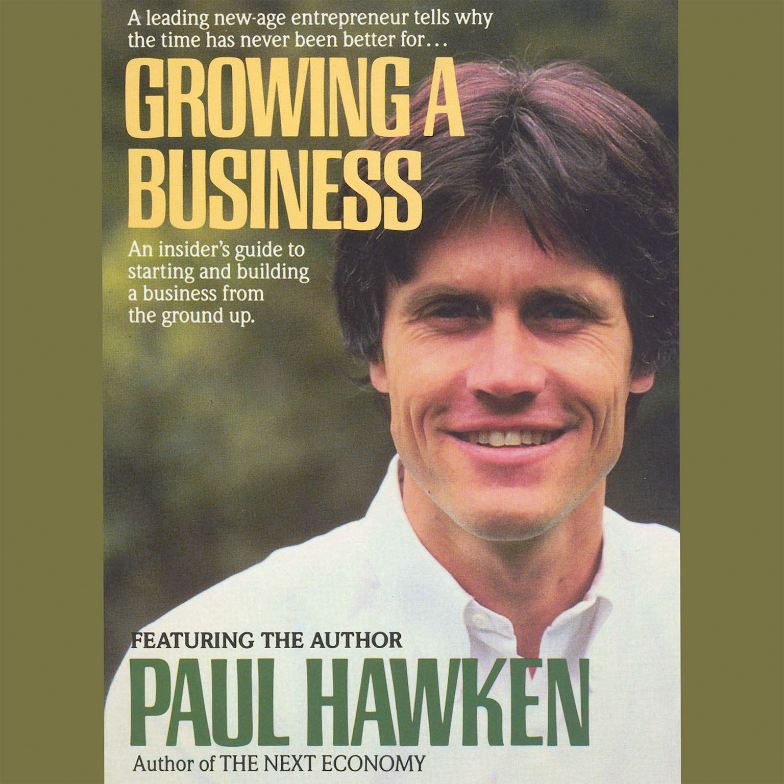 Printable Growing A Business Audiobook Cover Art