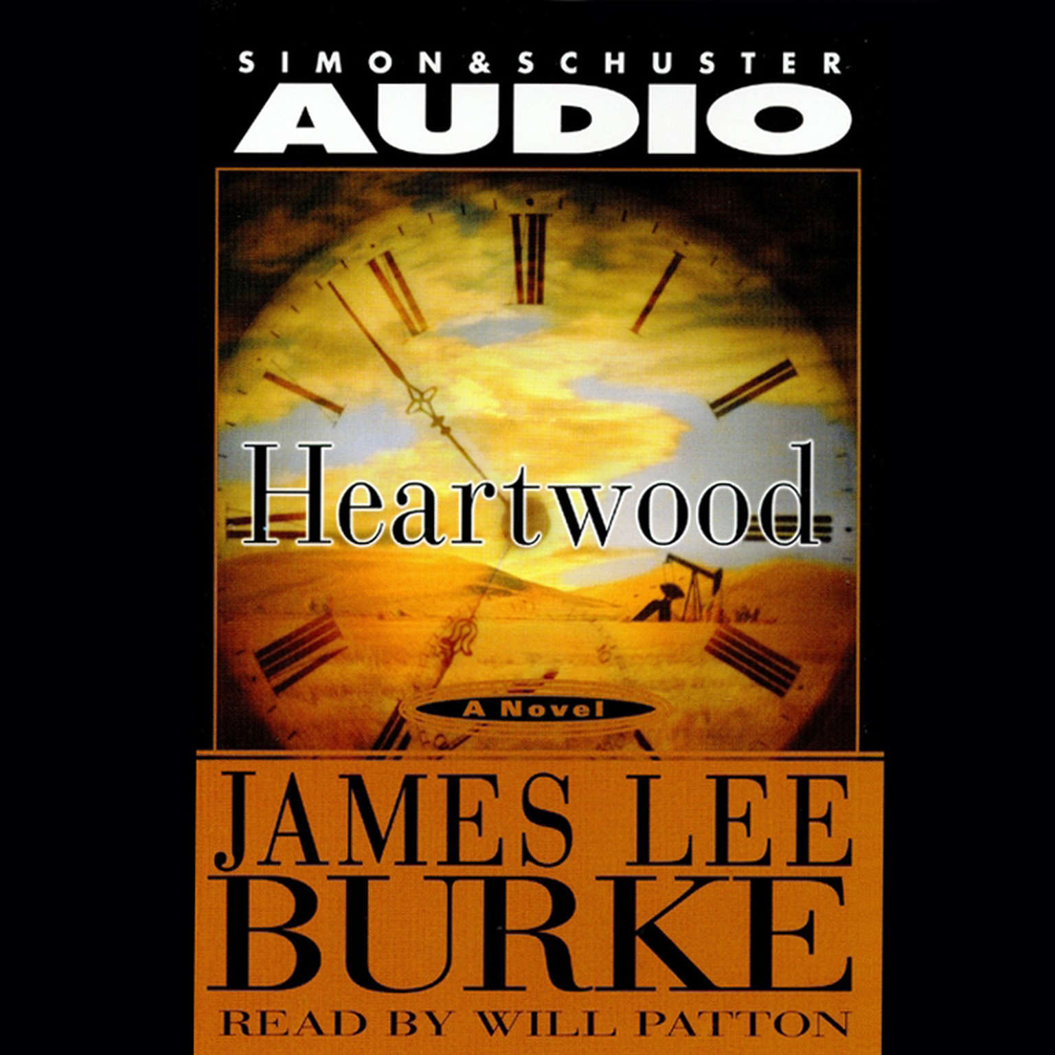 Printable Heartwood Audiobook Cover Art