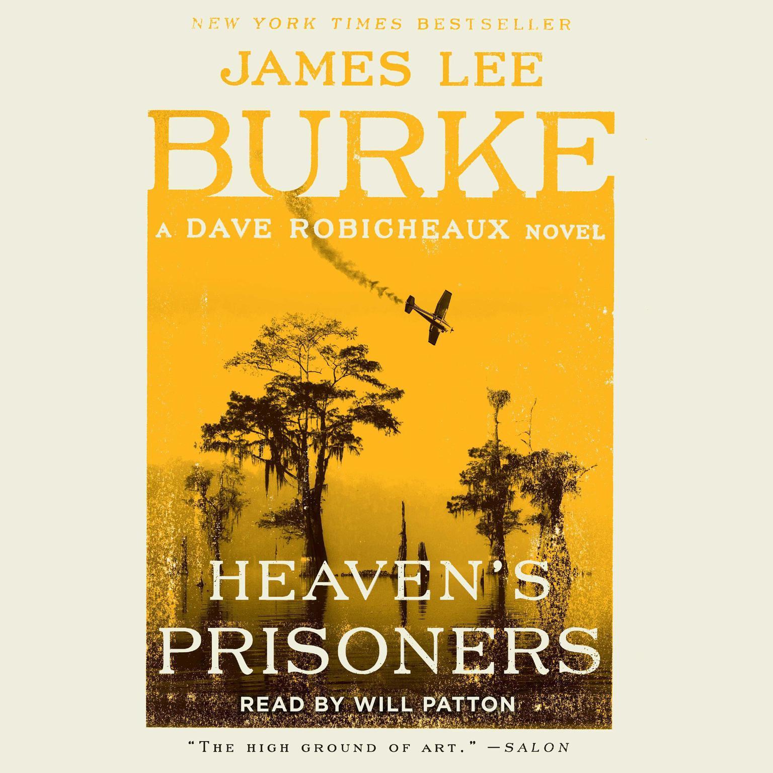Printable Heaven's Prisoners Audiobook Cover Art