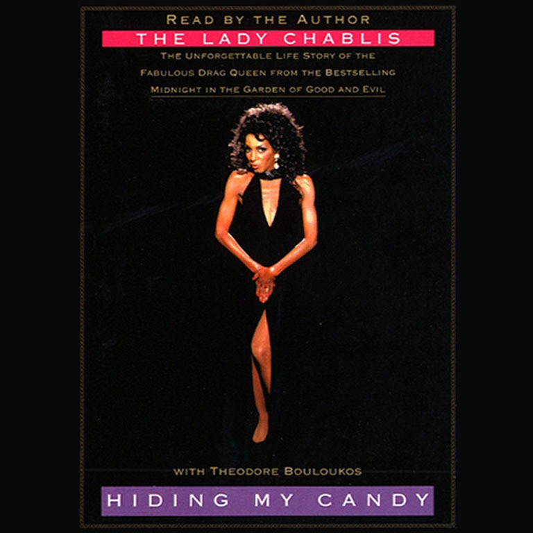 Printable Hiding My Candy Audiobook Cover Art