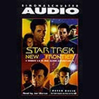 Printable Star Trek: The New Frontier Audiobook Cover Art