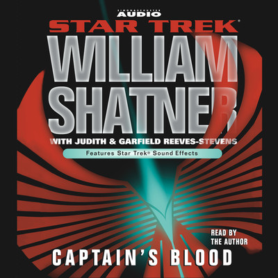 Captains Blood Audiobook, by William Shatner