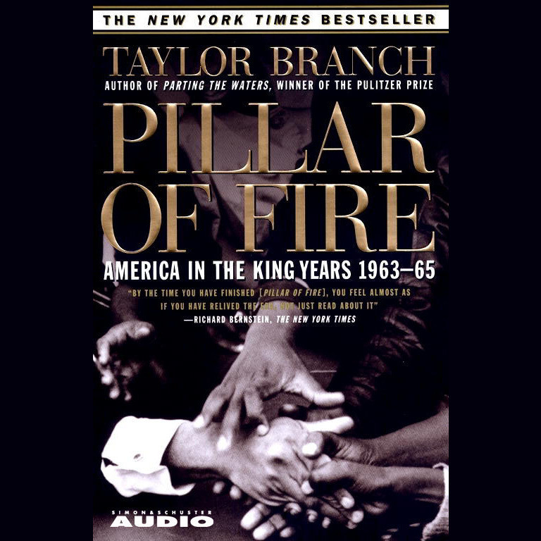 Printable Pillar of Fire: America in the King Years, 1963–65 Audiobook Cover Art