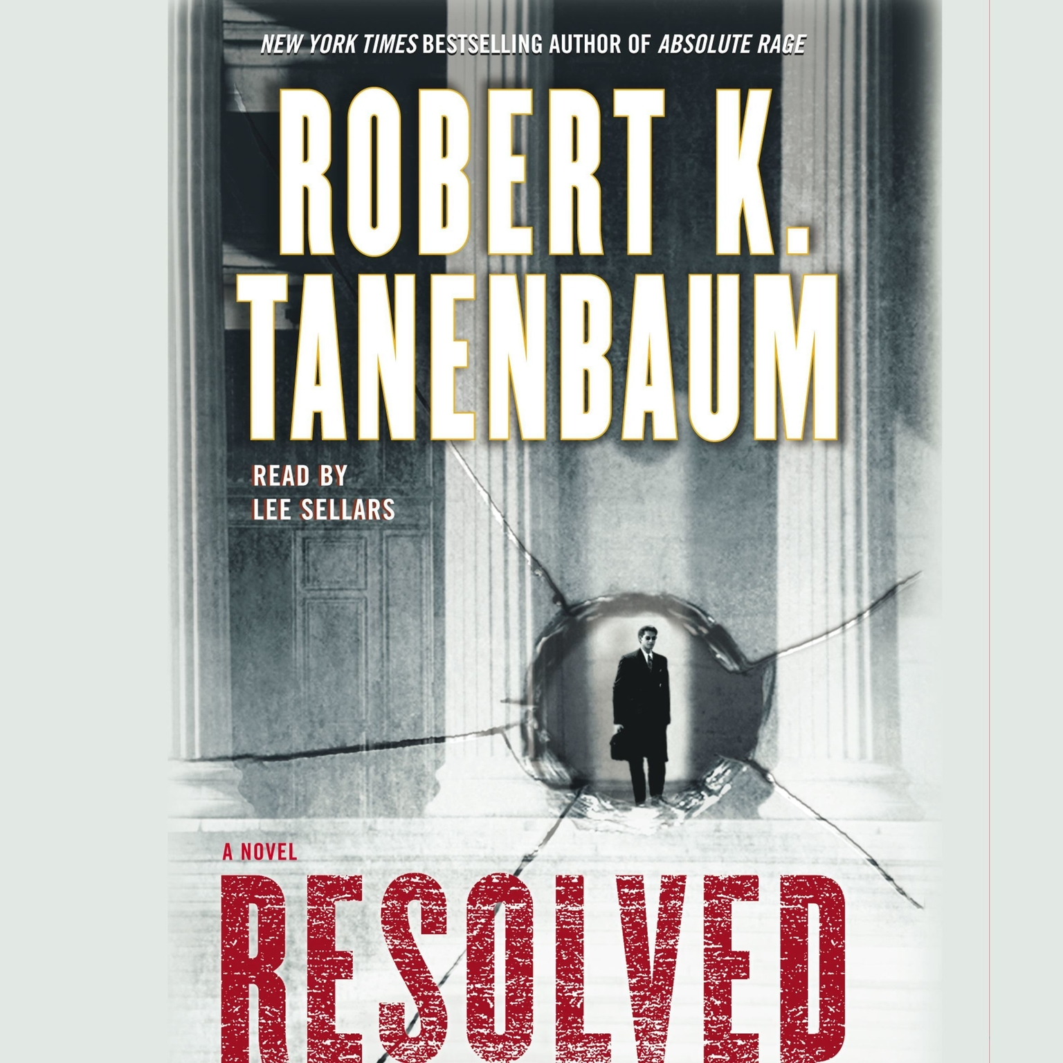 Printable Resolved: A Novel Audiobook Cover Art