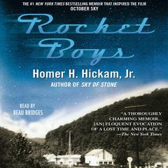 Rocket Boys: A Memoir Audiobook, by Homer Hickam