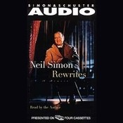 Rewrites A Memoir: A Memoir Audiobook, by Neil Simon