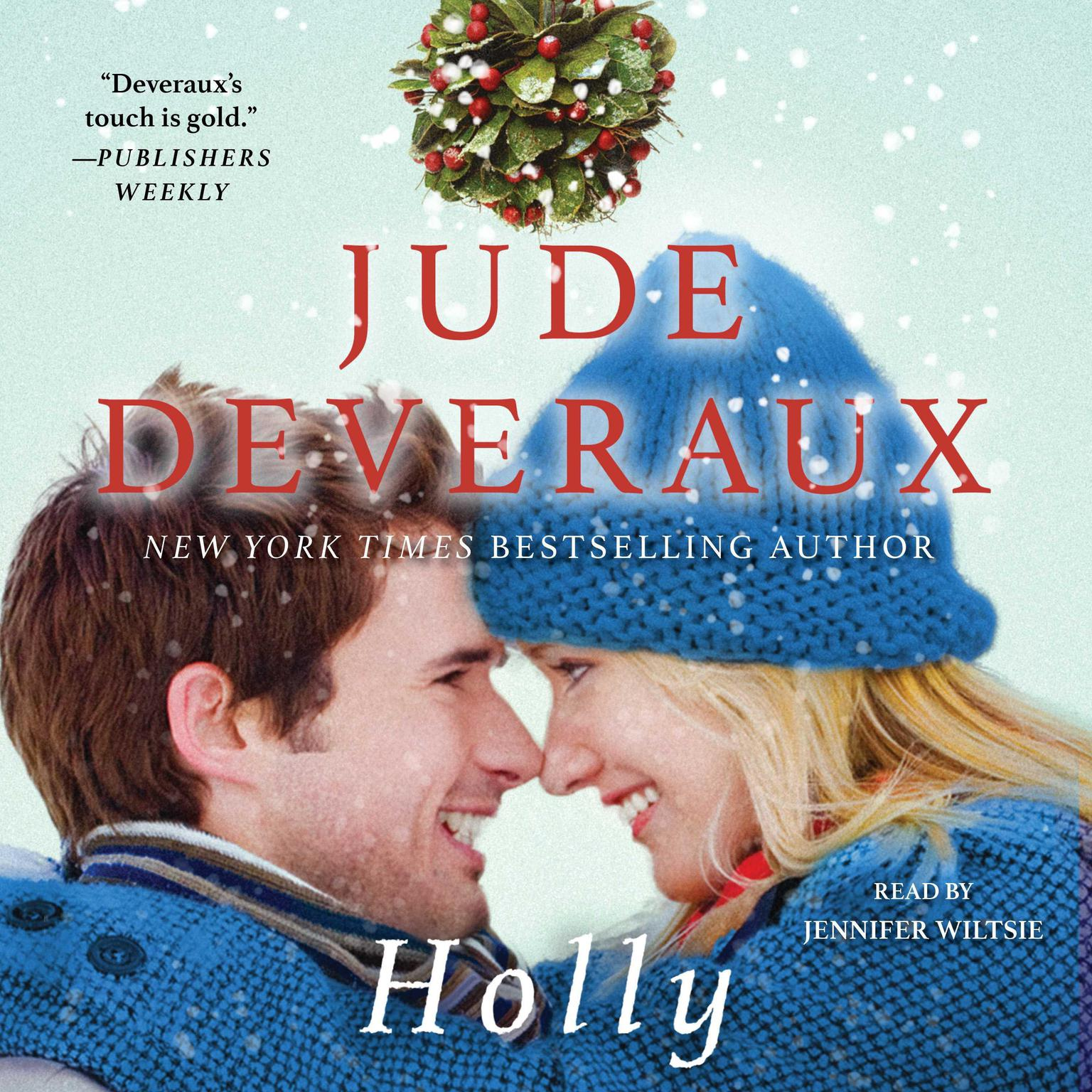 Printable Holly Audiobook Cover Art