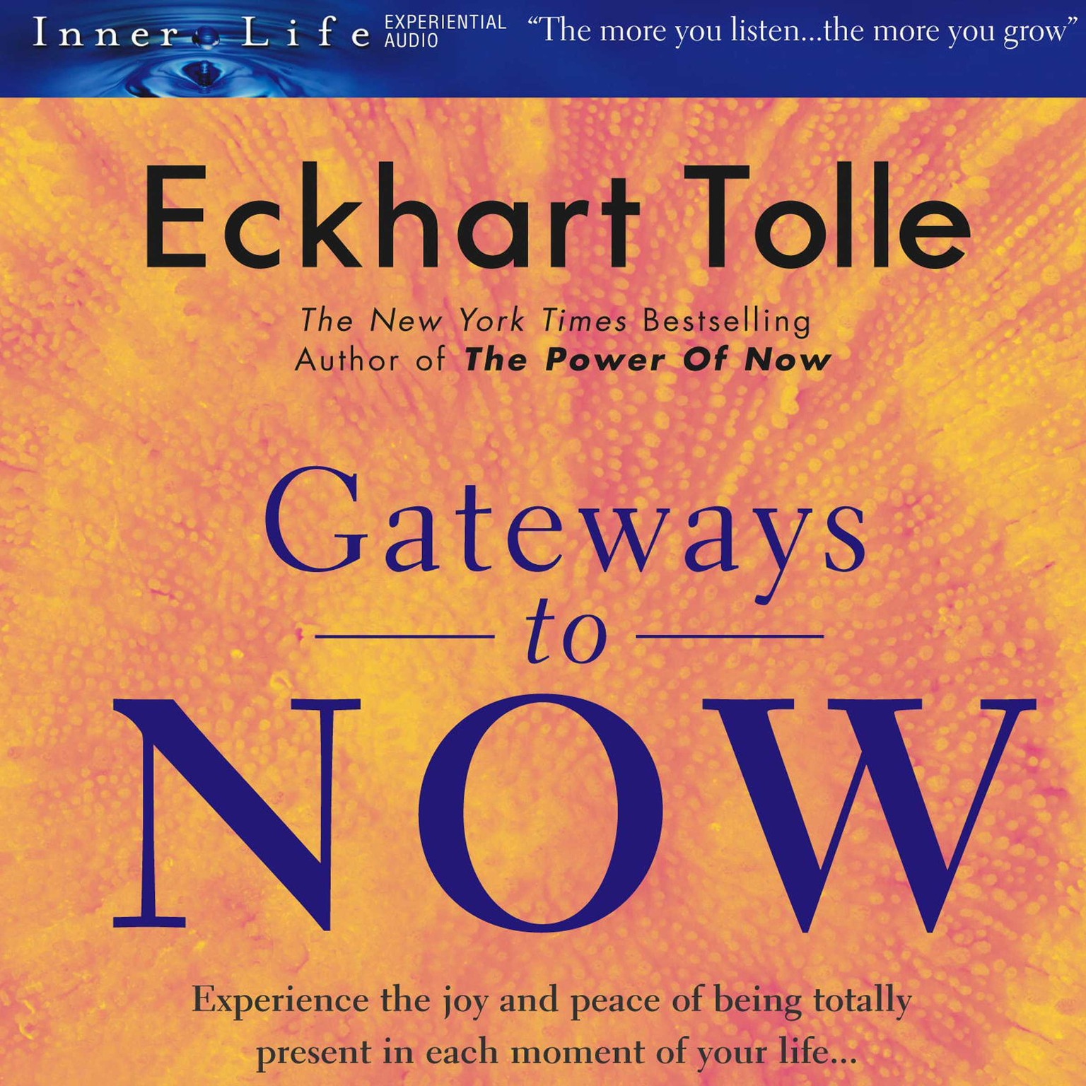 Printable Gateways to Now Audiobook Cover Art