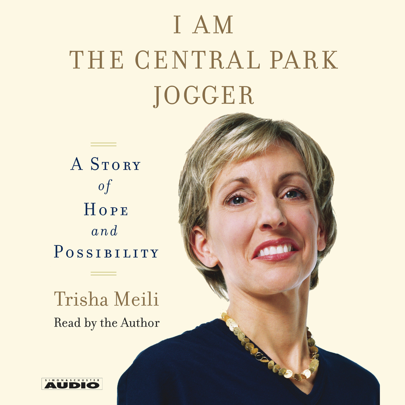 Printable I Am the Central Park Jogger: A Story of Hope and Possibility Audiobook Cover Art