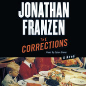 The Corrections: A Novel, by Jonathan Franzen