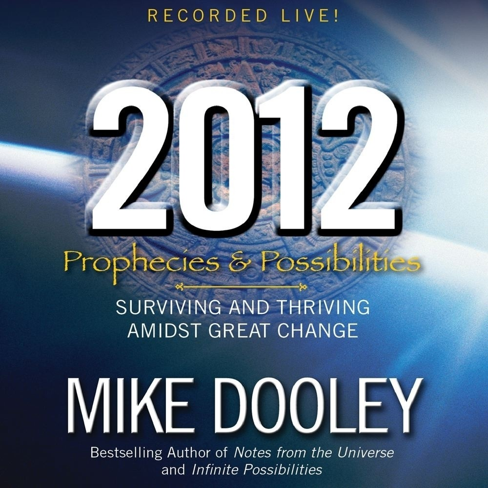 Printable 2012: Prophecies and Possibilities: Surviving and Thriving Amidst Great Change Audiobook Cover Art