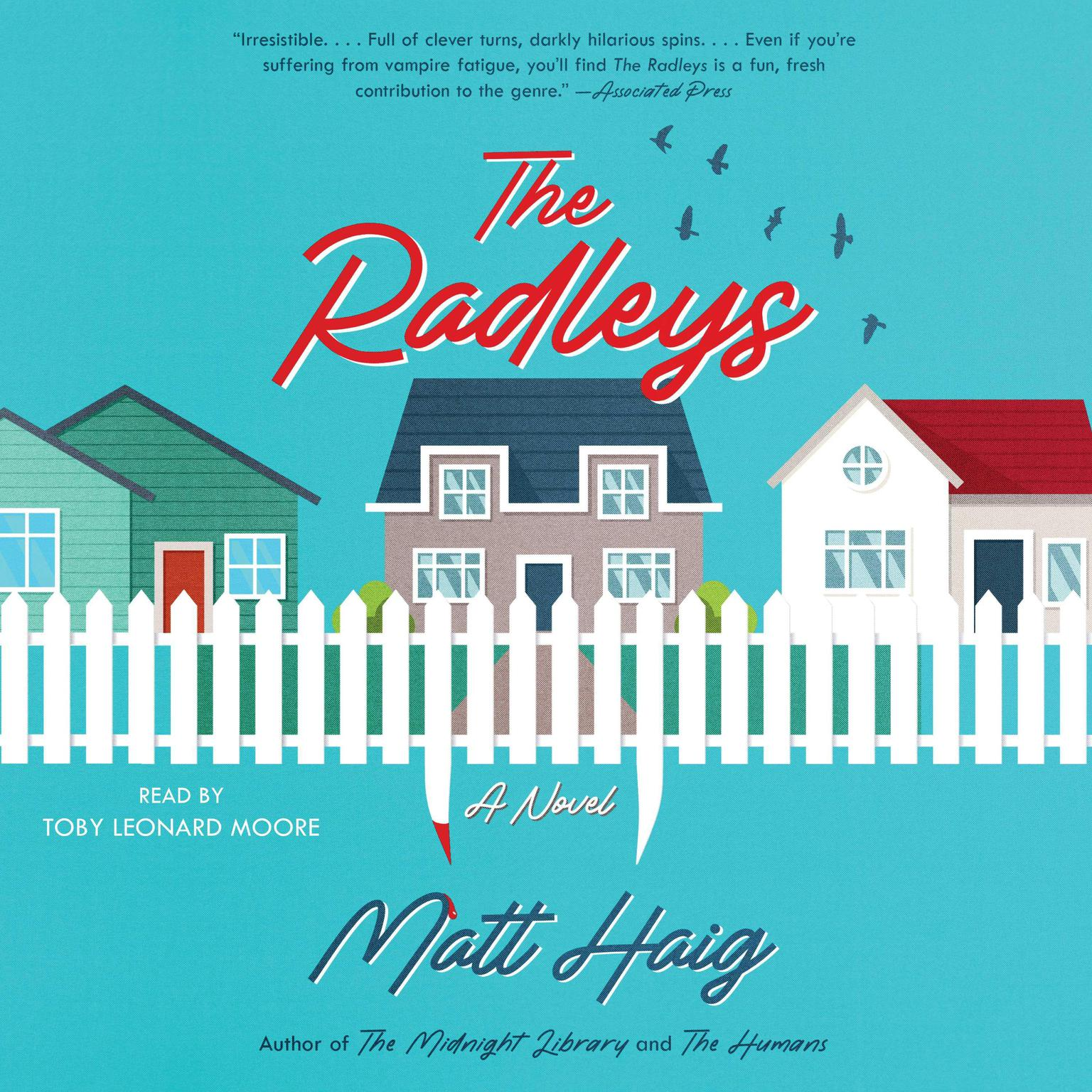 Printable The Radleys: A Novel Audiobook Cover Art
