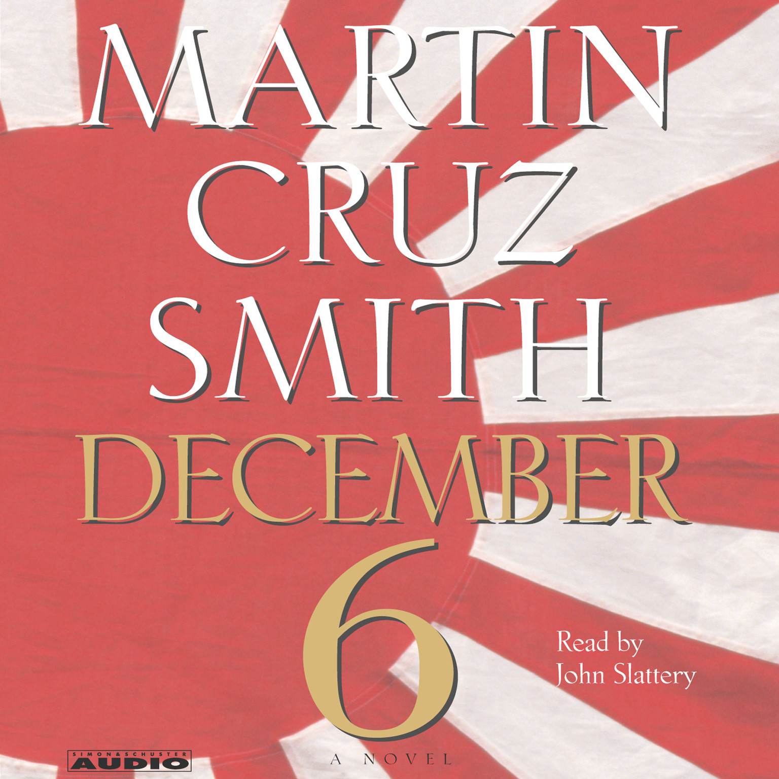 Printable December 6: A Novel Audiobook Cover Art