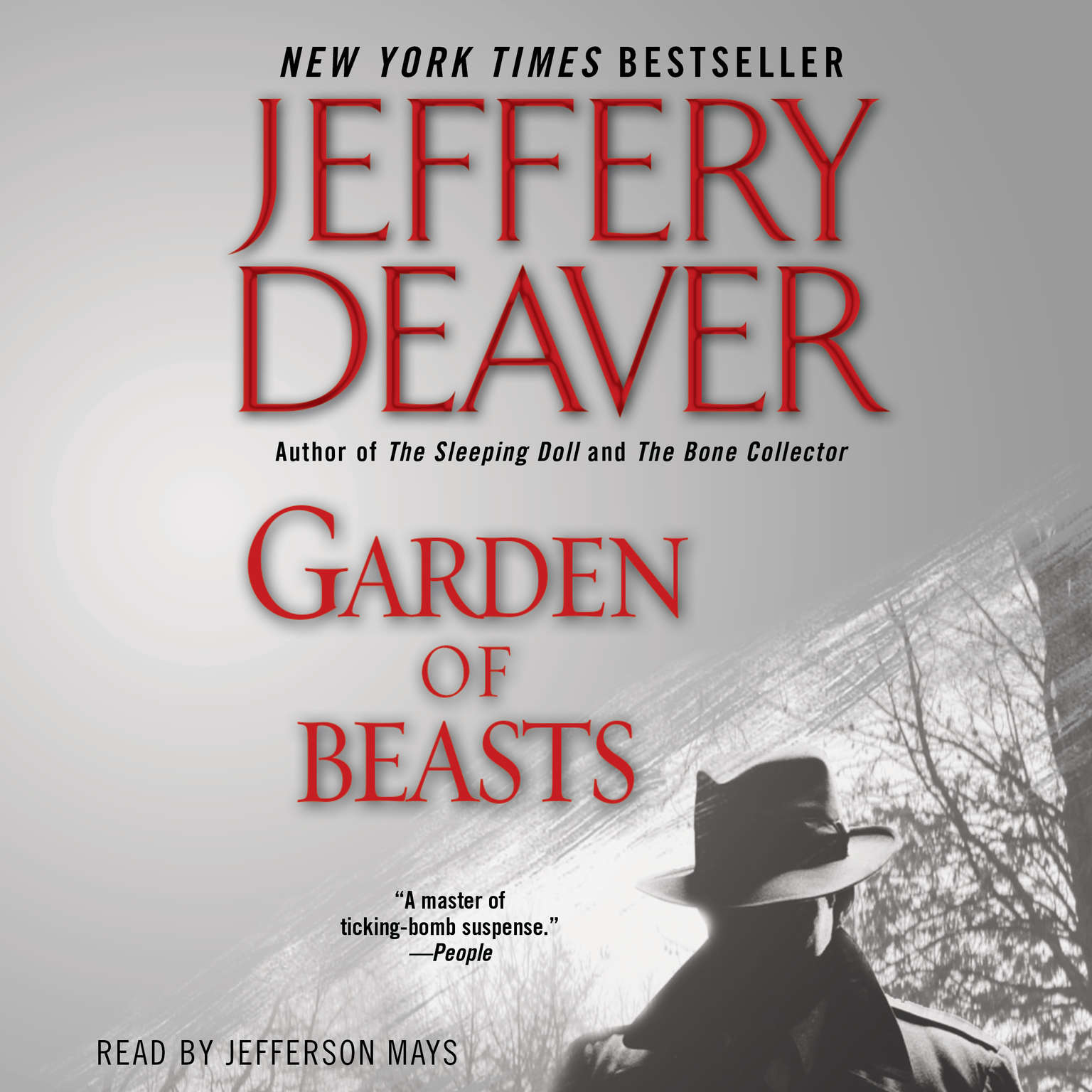 Printable Garden of Beasts: A Novel of Berlin 1936 Audiobook Cover Art