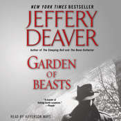 Garden of Beasts: A Novel of Berlin 1936, by Jeffery Deaver