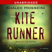 The Kite Runner, by Khaled Hosseini