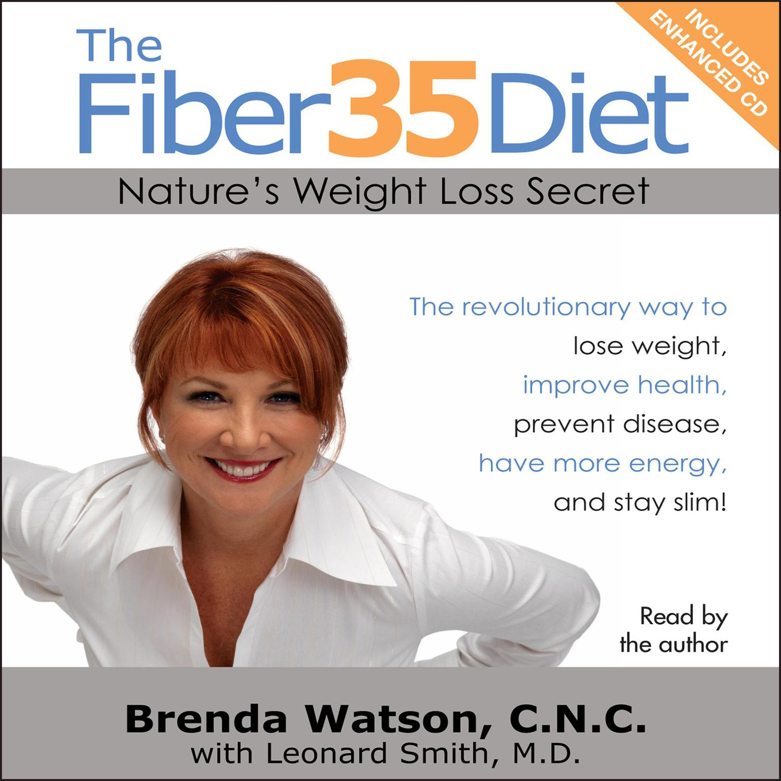 Printable The Fiber35 Diet: Nature's Weight Loss Secret Audiobook Cover Art