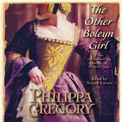 Other Boleyn Girl Audiobook, by Philippa Gregory