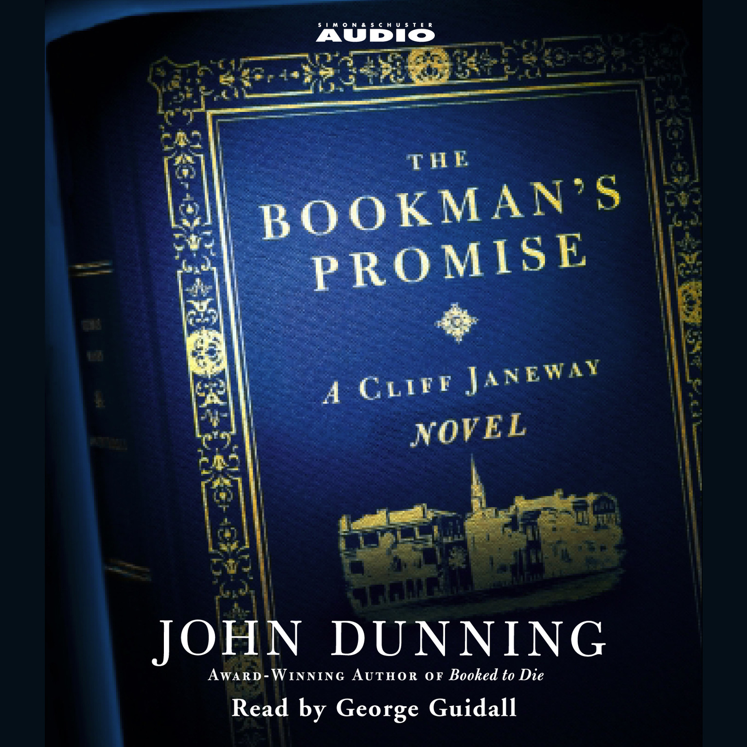 Printable The Bookman's Promise: A Cliff Janeway Novel Audiobook Cover Art