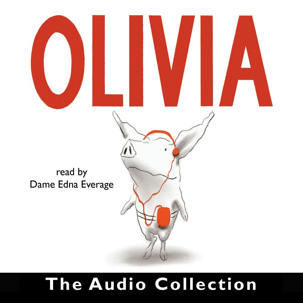 Printable The Olivia Audio Collection Audiobook Cover Art