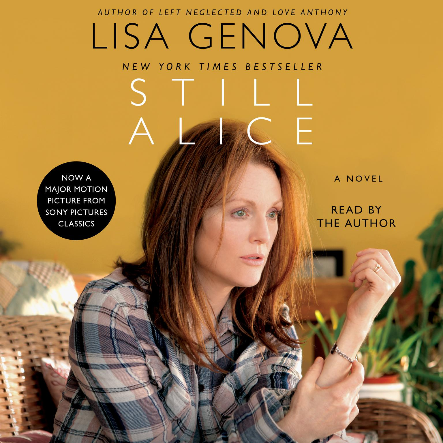 Printable Still Alice: A Novel Audiobook Cover Art