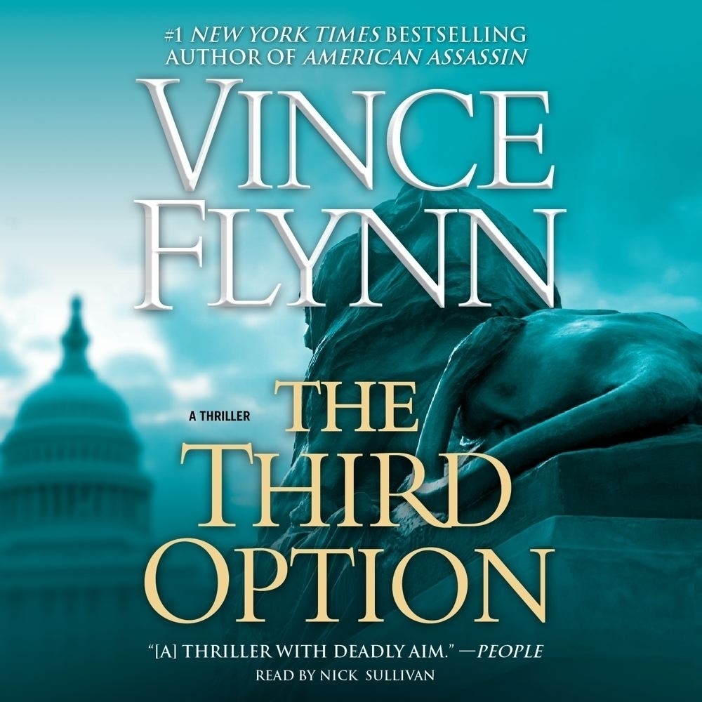 The Third Option Audiobook Listen Instantly