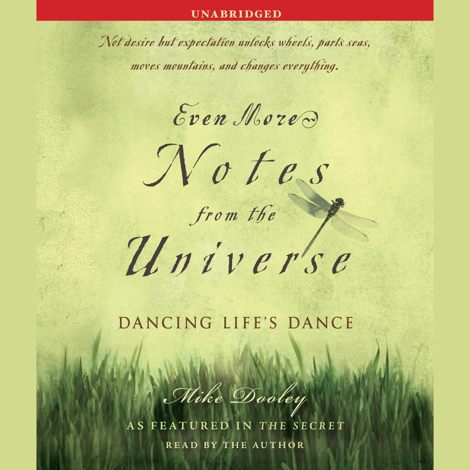 Printable Even More Notes From the Universe: Dancing Life's Dance Audiobook Cover Art