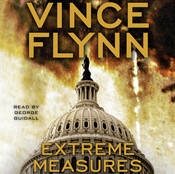 Extreme Measures: A Thriller Audiobook, by Vince Flynn
