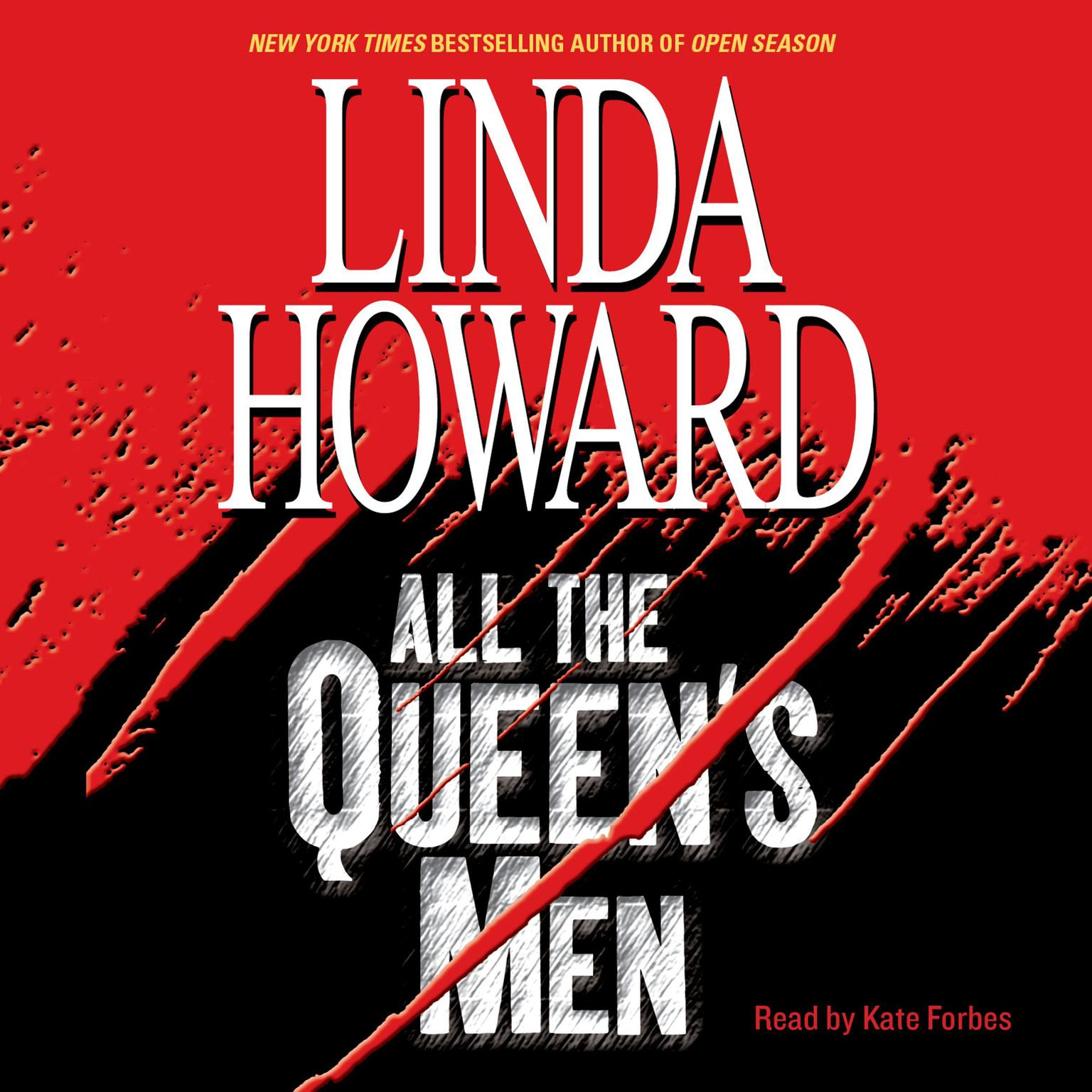Printable All The Queen's Men Audiobook Cover Art