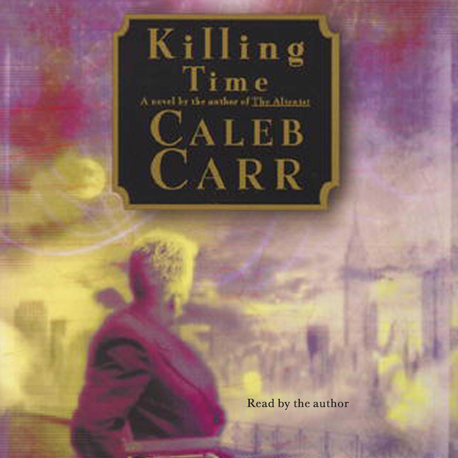 Printable Killing Time Audiobook Cover Art