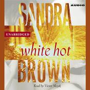 White hot Audiobook, by Sandra Brown