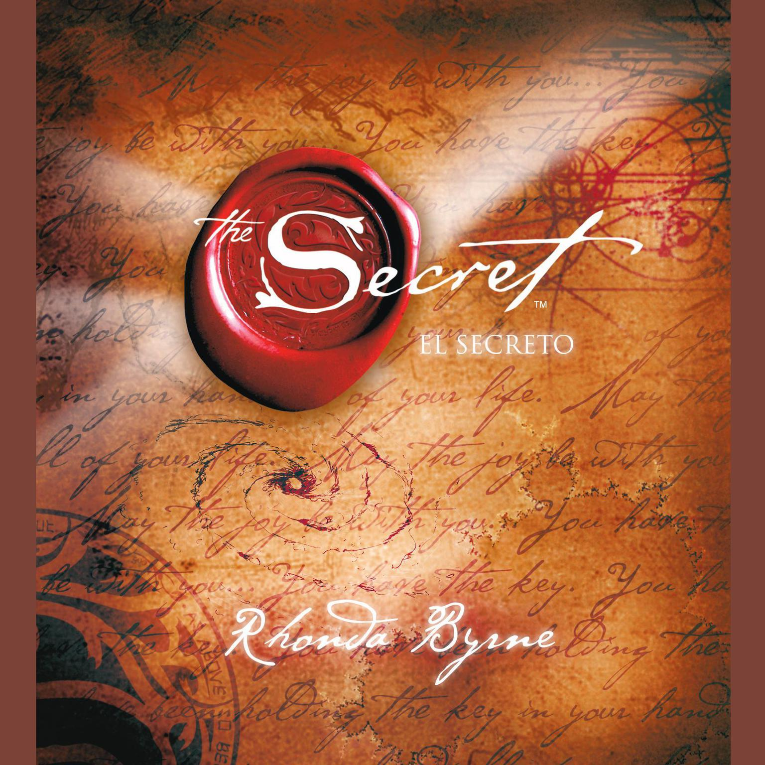 Printable El Secreto (The Secret) Audiobook Cover Art