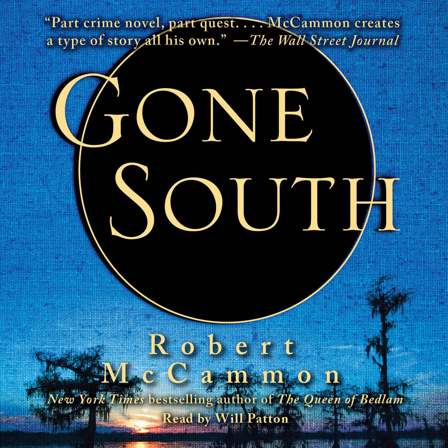 Printable Gone South Audiobook Cover Art