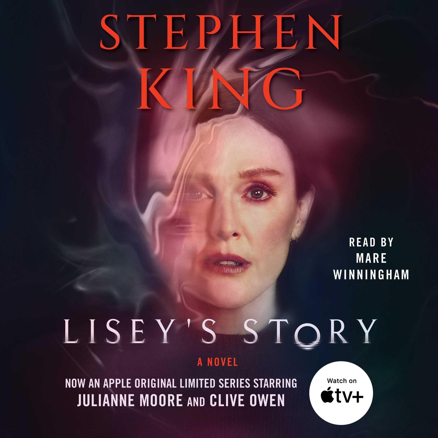 Printable Lisey's Story: A Novel Audiobook Cover Art