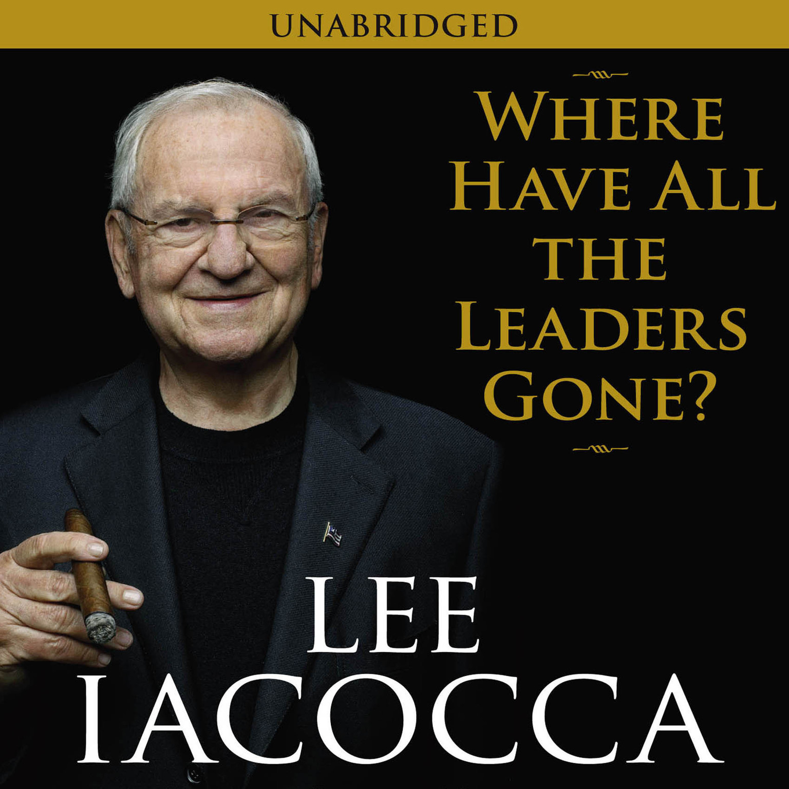 Printable Where Have All the Leaders Gone? Audiobook Cover Art