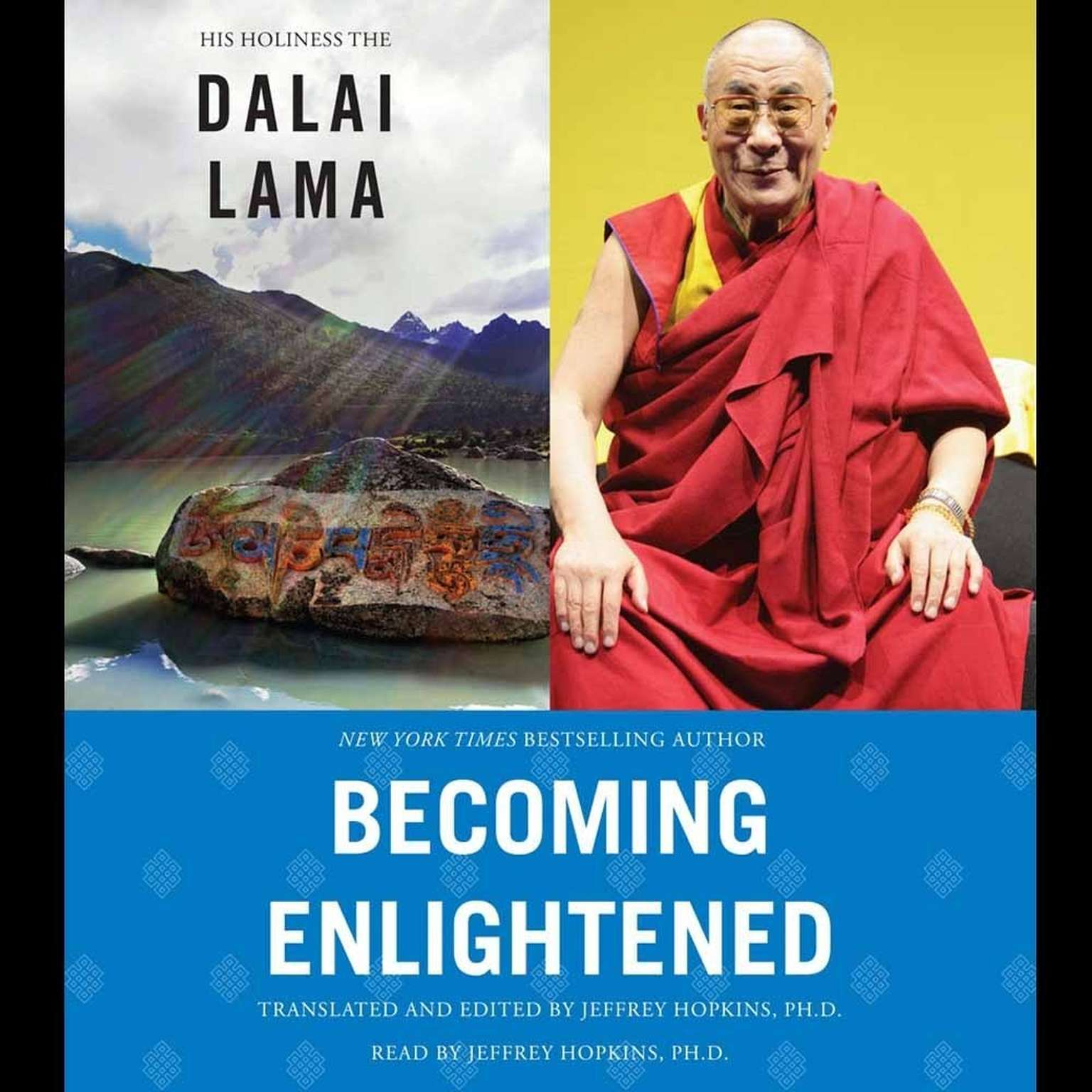 Printable Becoming Enlightened Audiobook Cover Art