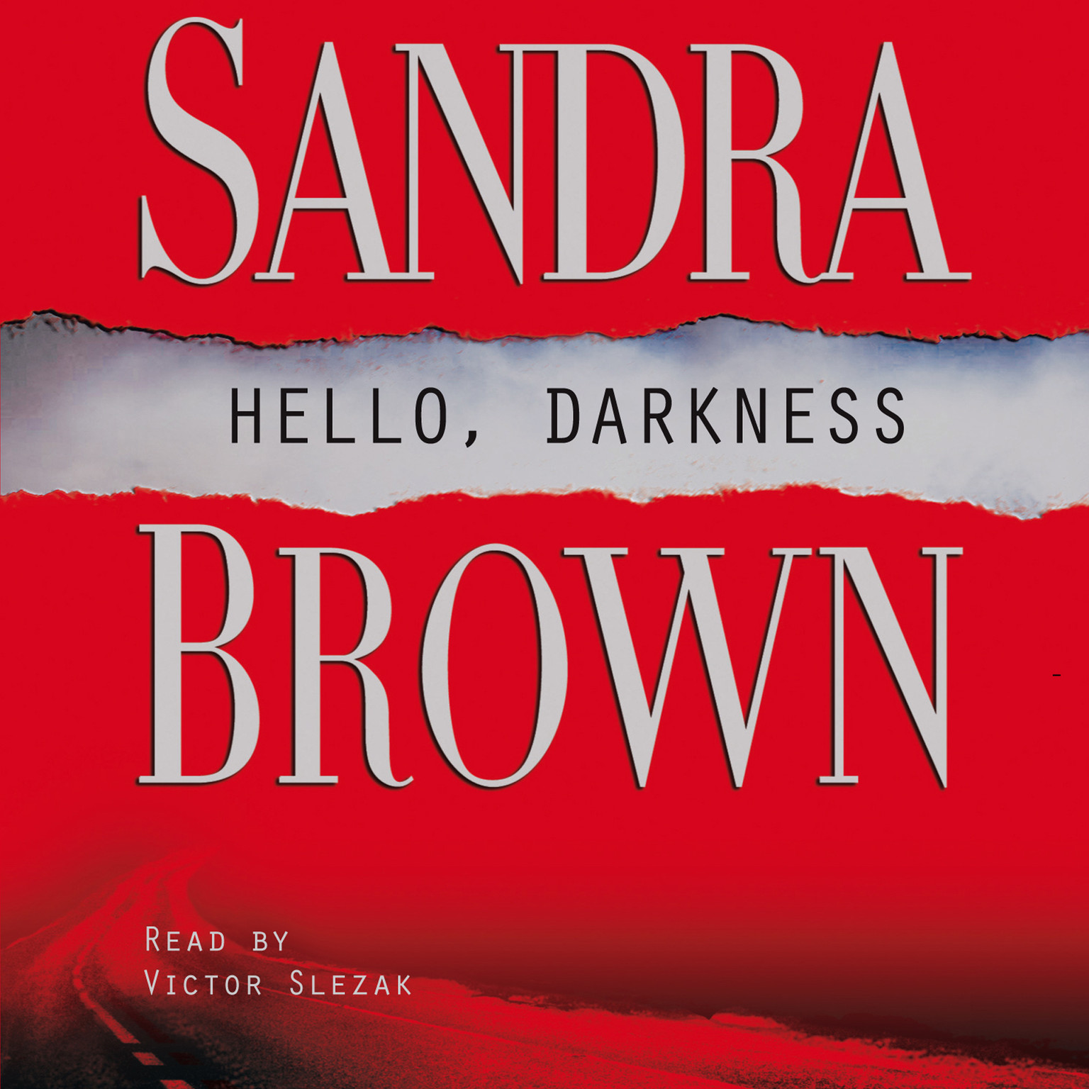 Printable Hello, Darkness: A Novel Audiobook Cover Art