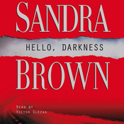 Hello, Darkness: A Novel Audiobook, by Sandra Brown