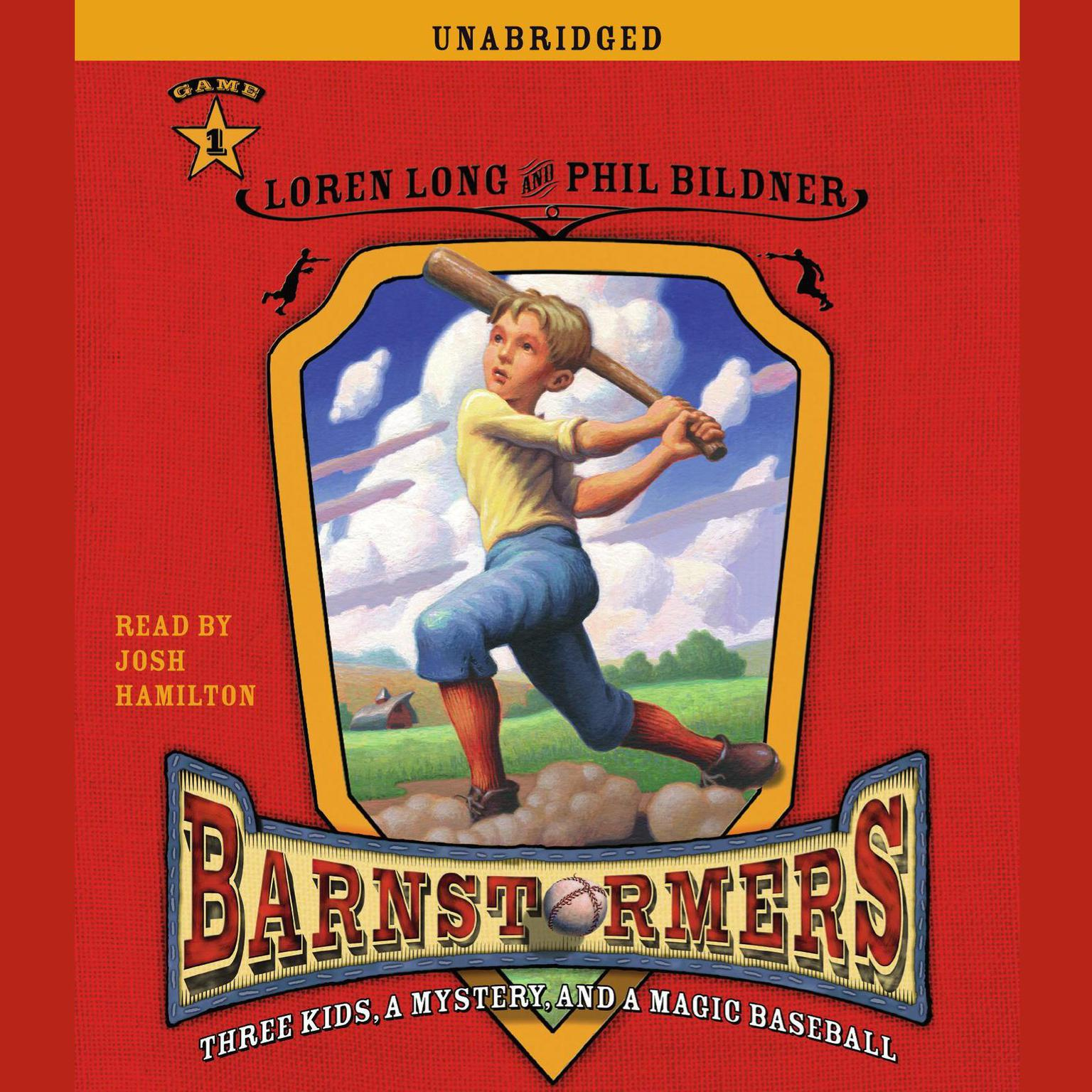 Printable Game 1: #1 in The Barnstormers: Tales of the Travelin' Audiobook Cover Art