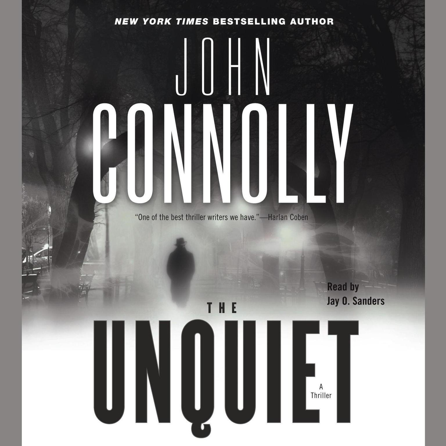 Printable The Unquiet: A Thriller Audiobook Cover Art