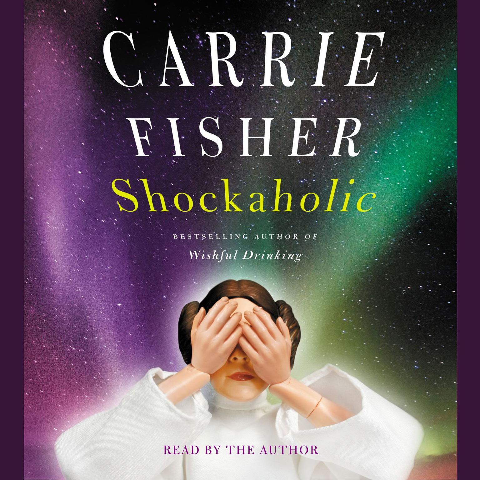 Printable Shockaholic Audiobook Cover Art