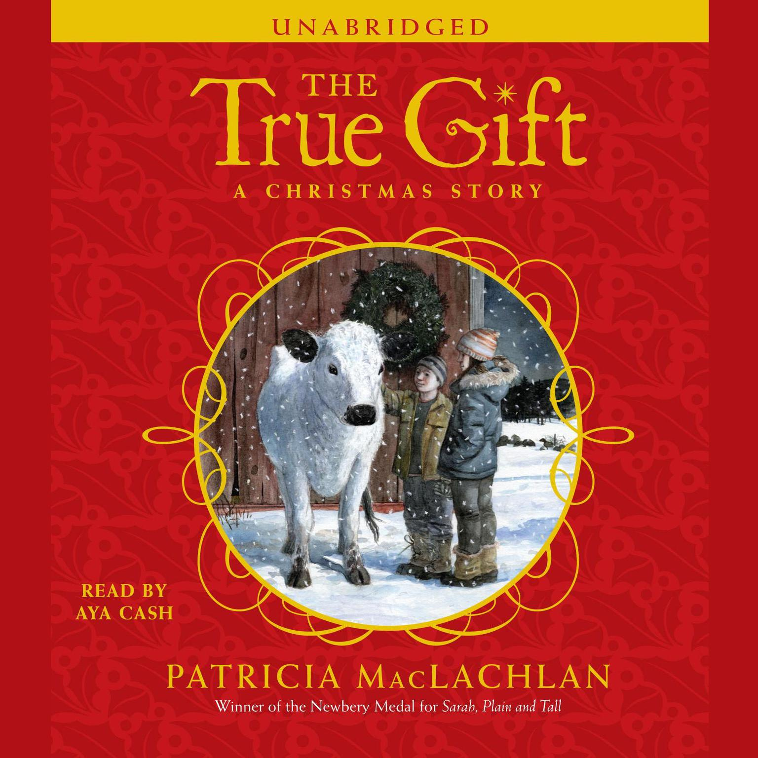 Printable The True Gift: A Christmas Story Audiobook Cover Art