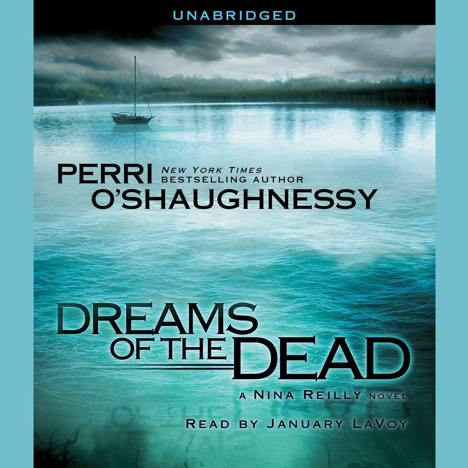 Printable Dreams of the Dead Audiobook Cover Art