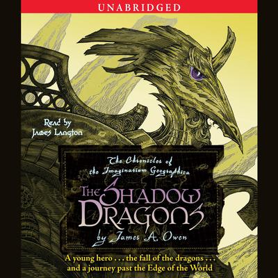 The Shadow Dragons: The Chronicles of the Imaginarium Geographica, Book 4 Audiobook, by James A. Owen