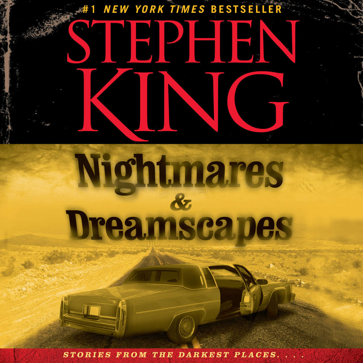 Printable Nightmares & Dreamscapes, Volume I Audiobook Cover Art
