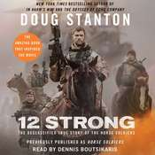 12 Strong Audiobook, by Doug Stanton
