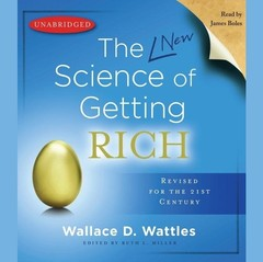 The Science of Getting Rich Audiobook, by Wallace D. Wattles
