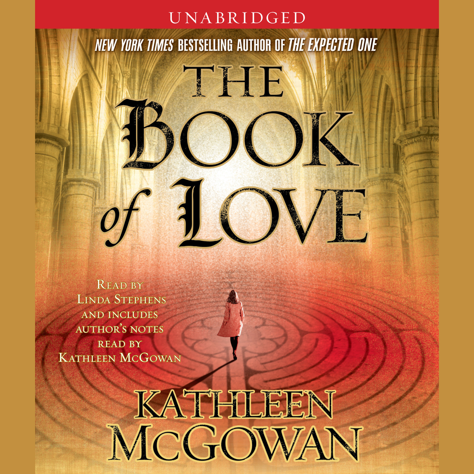 Printable The Book of Love Audiobook Cover Art