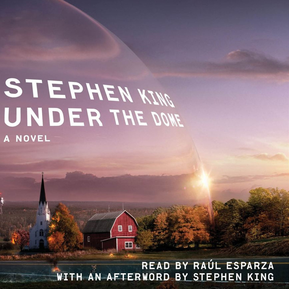 Printable Under The Dome: A Novel Audiobook Cover Art