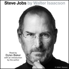 Steve Jobs Audiobook, by Walter Isaacson